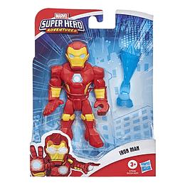"Marvel Figura Con Accesorio 5"" Iron Man"