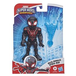 """Marvel Figura Con Accesorio 5"""" Miles Morales Spider Man"""