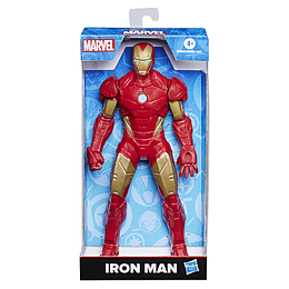 "Marvel Olympus 9.5"" Iron Man"