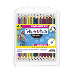 Magicolor Color Doble Punta 24/48
