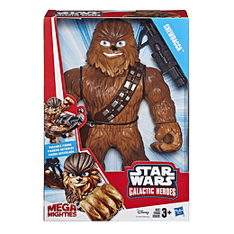 Star Wars Mega Mighties ChewBacca