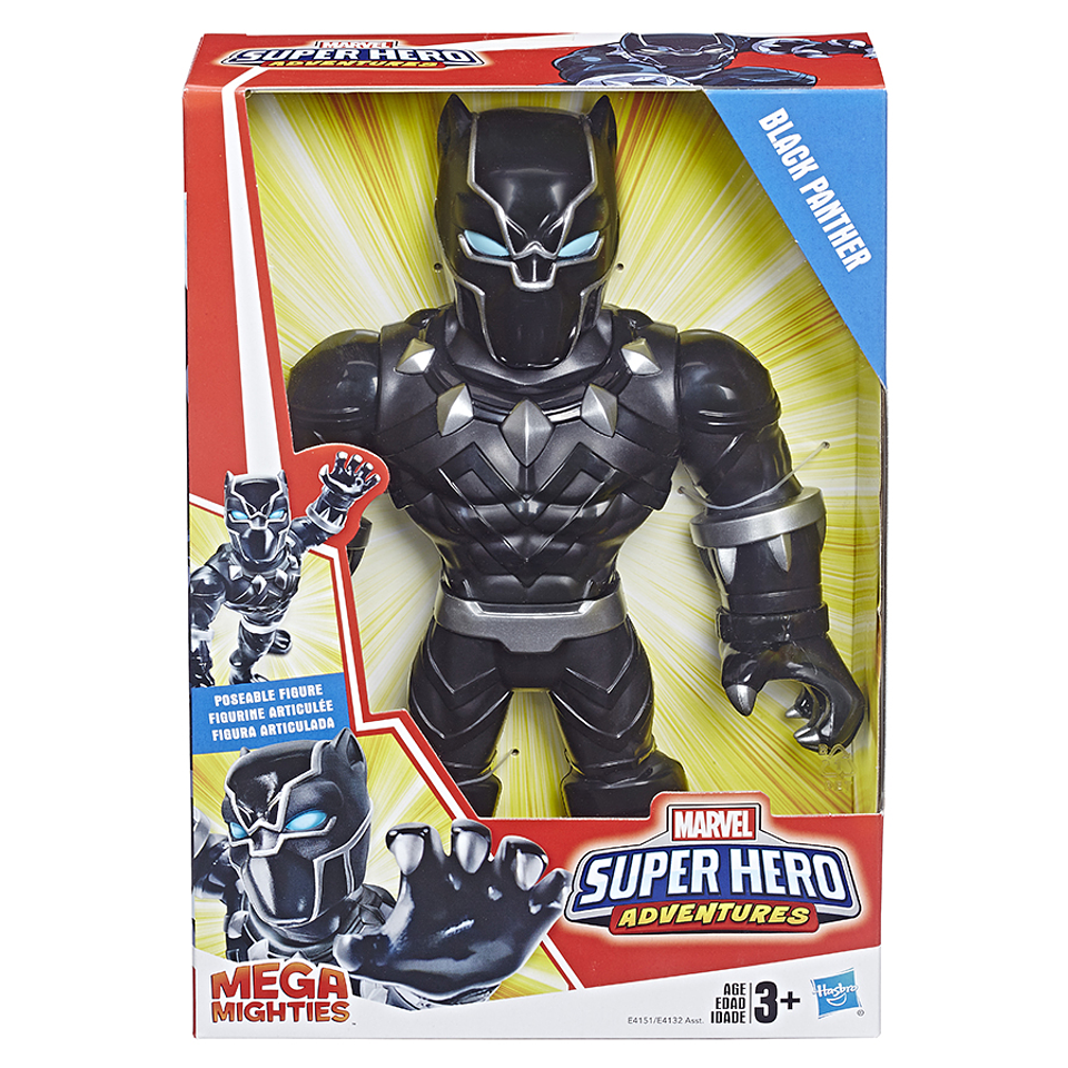 Marvel Mega Mighties Black Panther