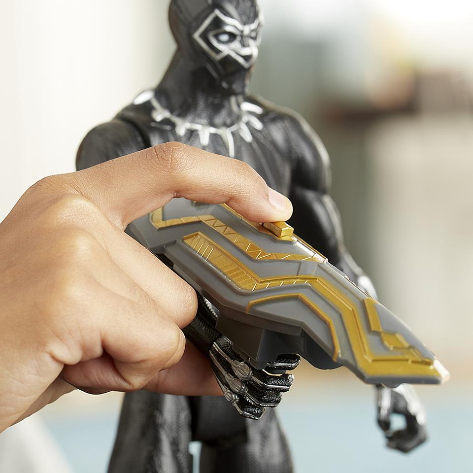 Avengers Black Panther Titan Blast Gear