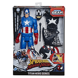 Spiderman Titan Hero Series Maximun Venom