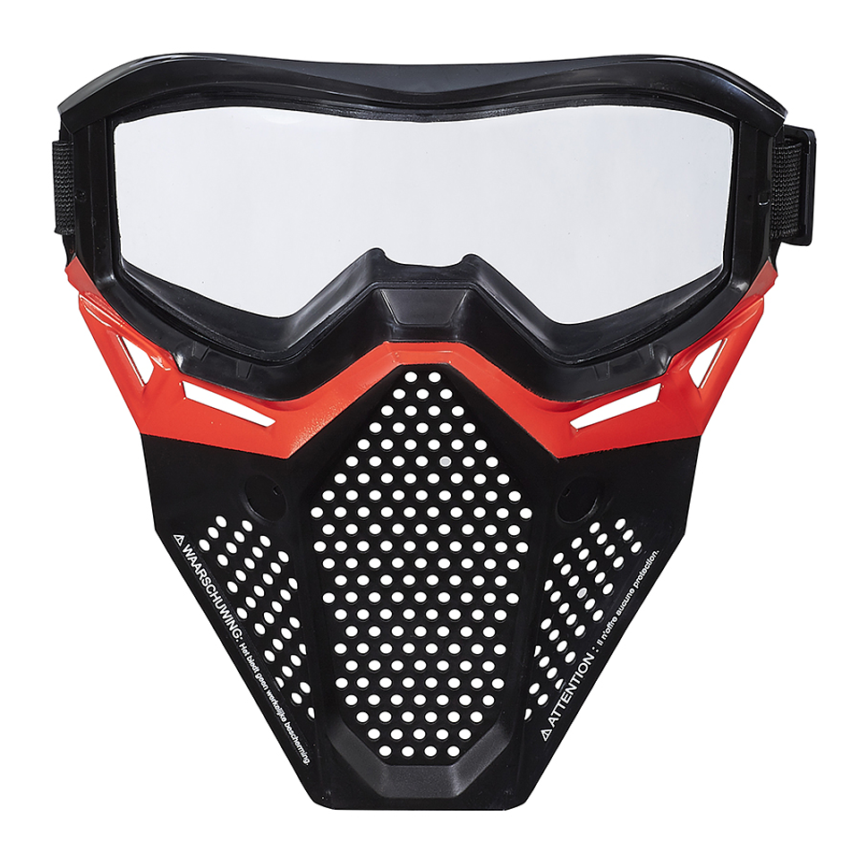 Nerf Rival Face Mask Roja