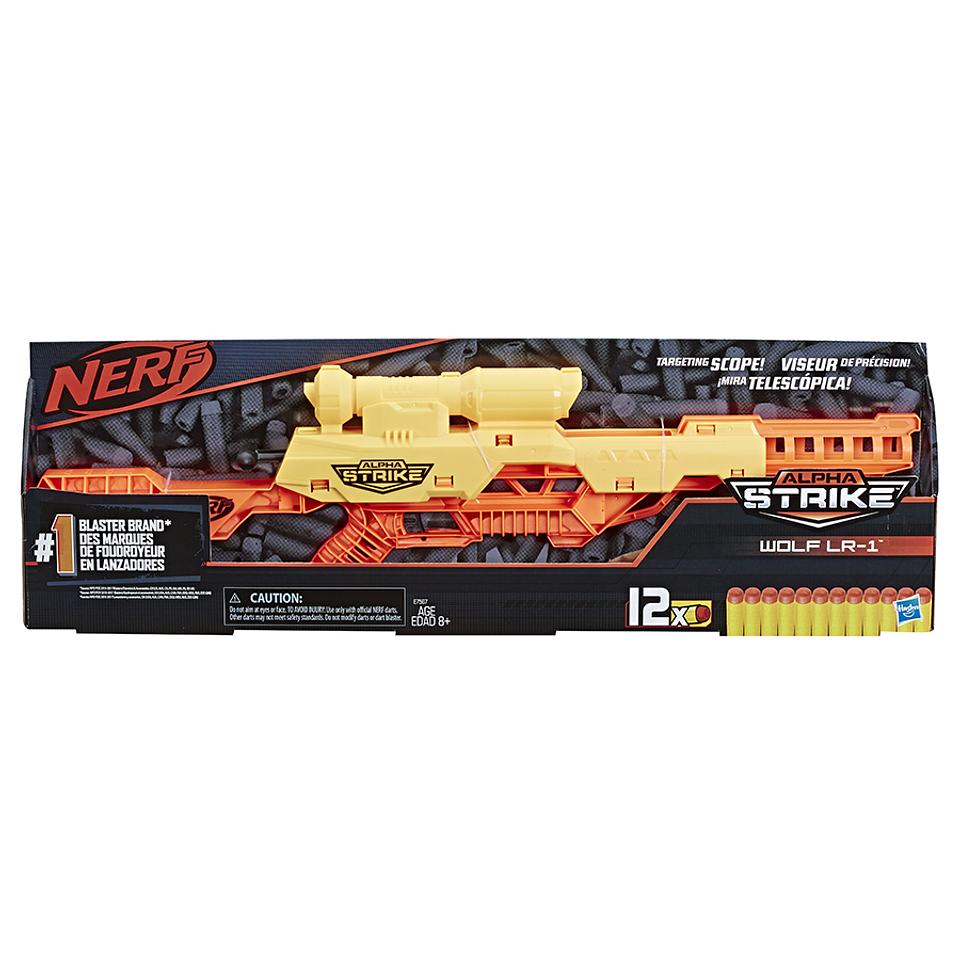 Nerf Alphastrike Wolf Lr 1