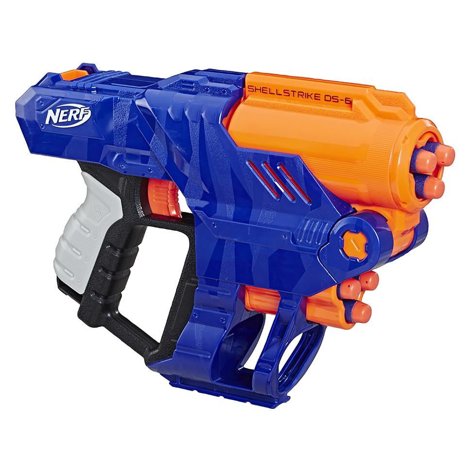 Nerf Elite Shellstrike