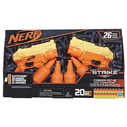 Nerf Alphastrike 2 Cobra Rc 6 Dual Target