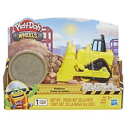 Play Doh Wheels Vehículos Miniatura Excavadora