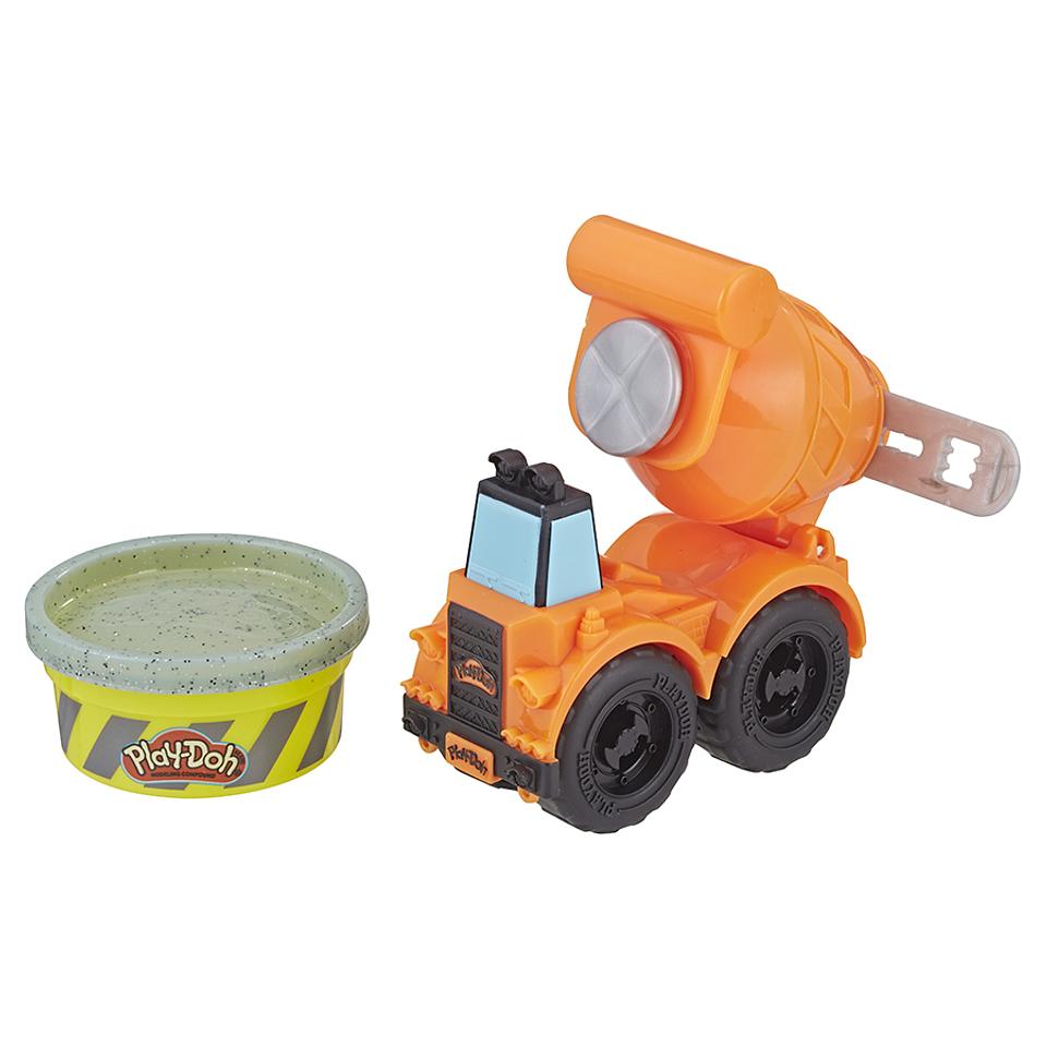 Play Doh Wheels Vehículos Miniatura Mezcladora