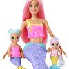 Barbie Guardería De Sirenas