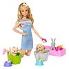 Barbie Baño De Perritos