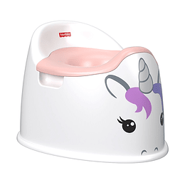 Fisher Price Mi Primera Bacinica Unicornio