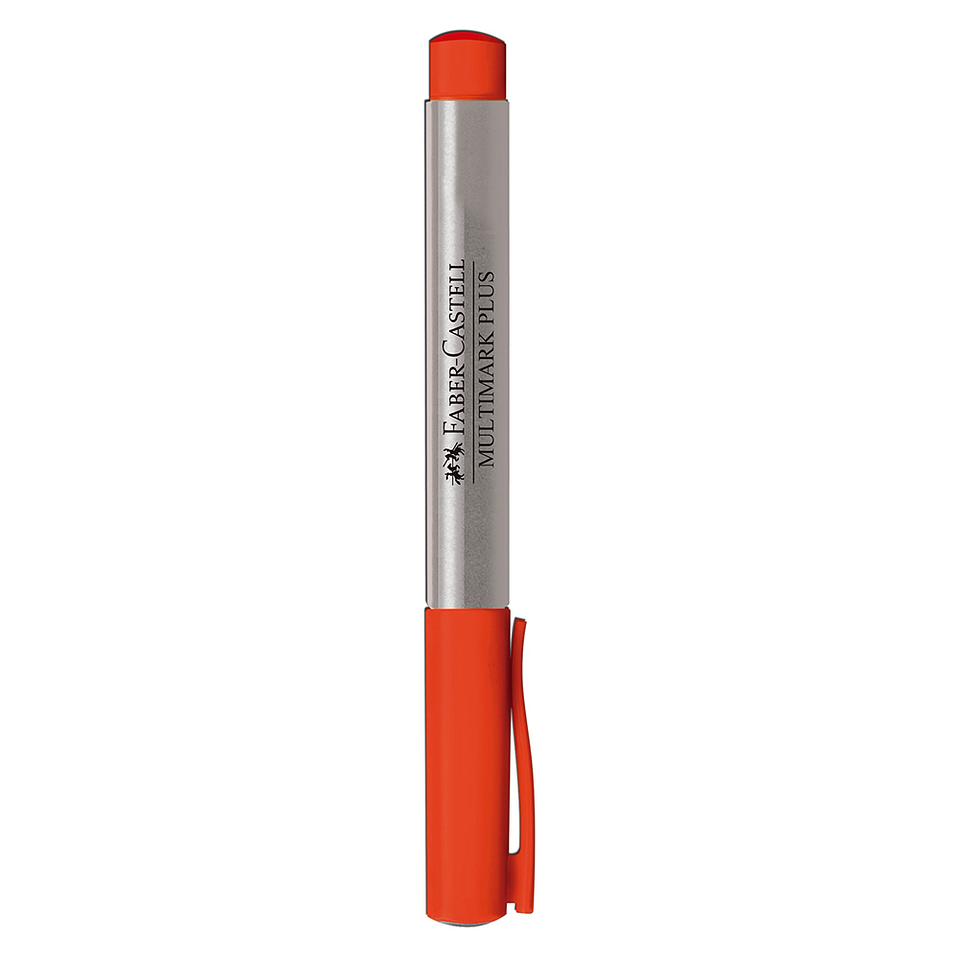 Marcador Multimark Plus Naranja