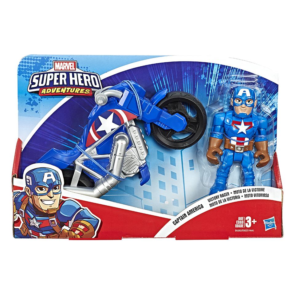 Marvel Figura Y Moto 5