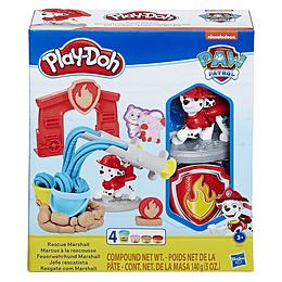 Play Doh Paw Patrol Jefe Rescatista