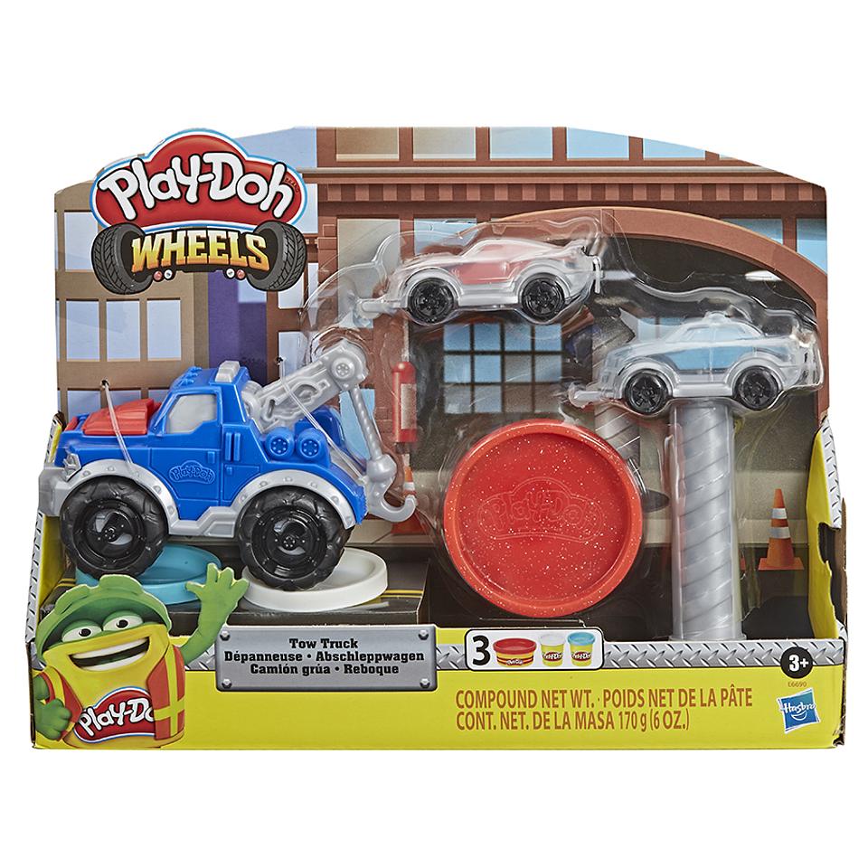 Play Doh Wheels Camion Grua