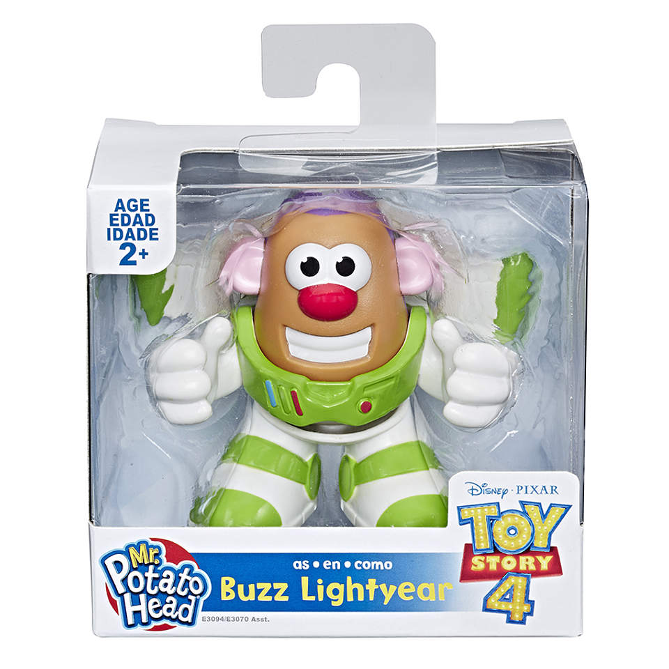 Señor Cara De Papa Toy Story 4 Mini Buzz Lightyear