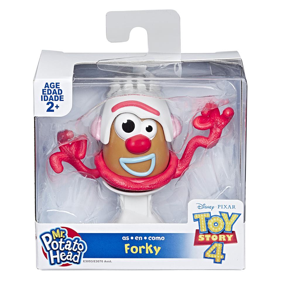 Señor Cara De Papa Toy Story 4 Mini Forky