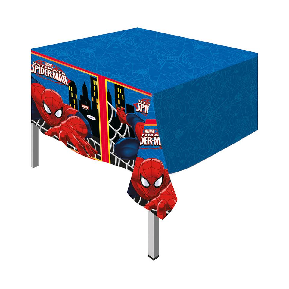 Mantel Rectangular De Spiderman