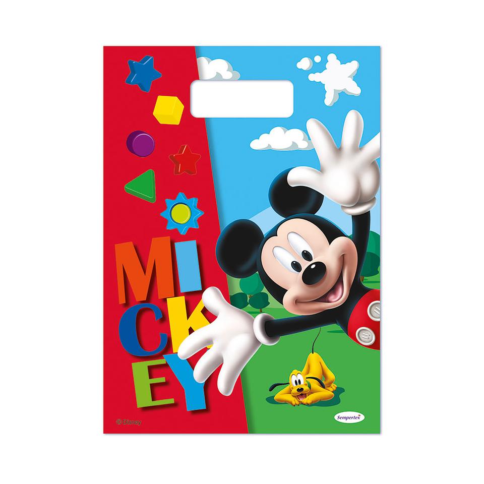 Bolsitas De Mickey X 8 Unidades