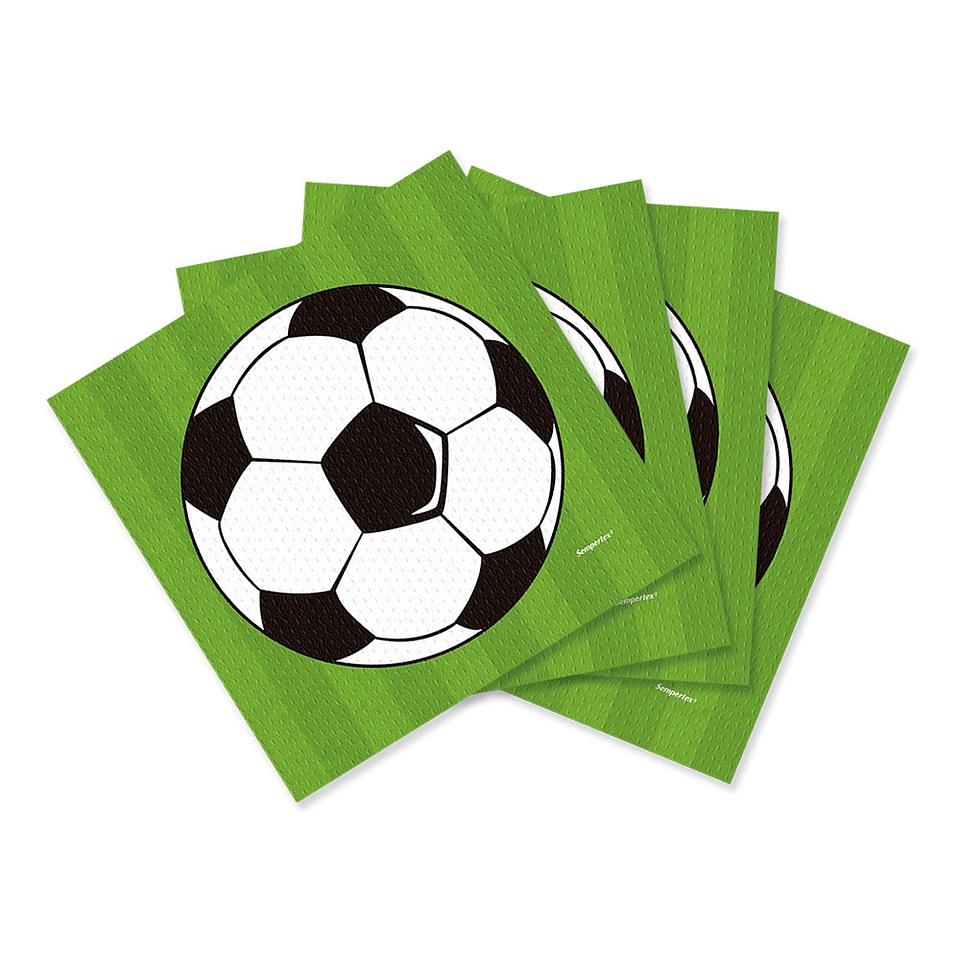Servilleta Balón de Fútbol
