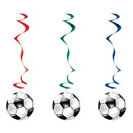 Espiral Balón Fútbol