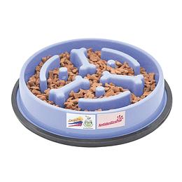 Comedero Para Mascotas Anti-reflujo Mediano AM