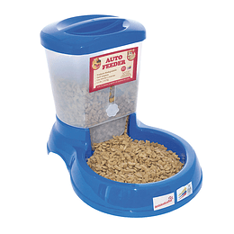 Comedero Dosificador De Alimento Para Mascotas AM