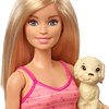 Barbie Cuidado de Cachorritos