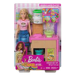 Barbie Chef Fideos