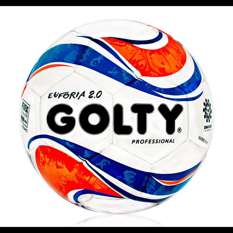Balón Fútbol # 5 Profesional Euforia 2.0 CMI