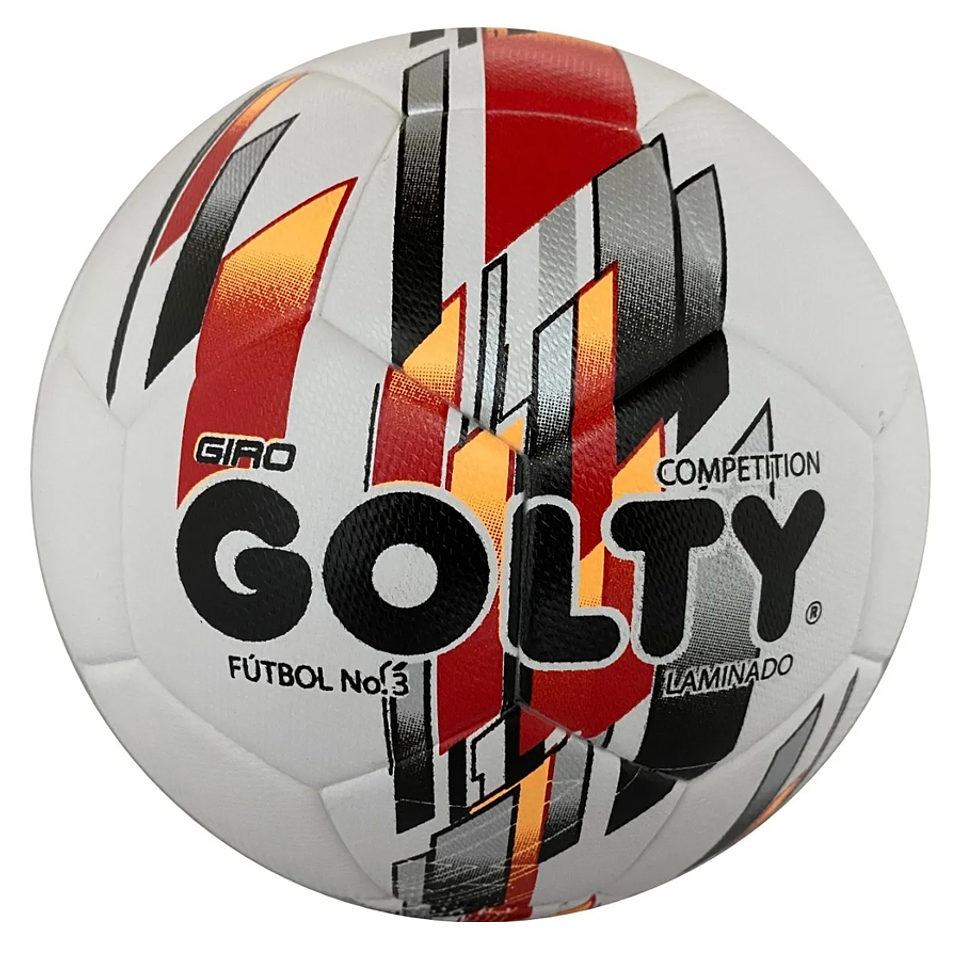 Balón Fútbol # 3 Gyro Laminado