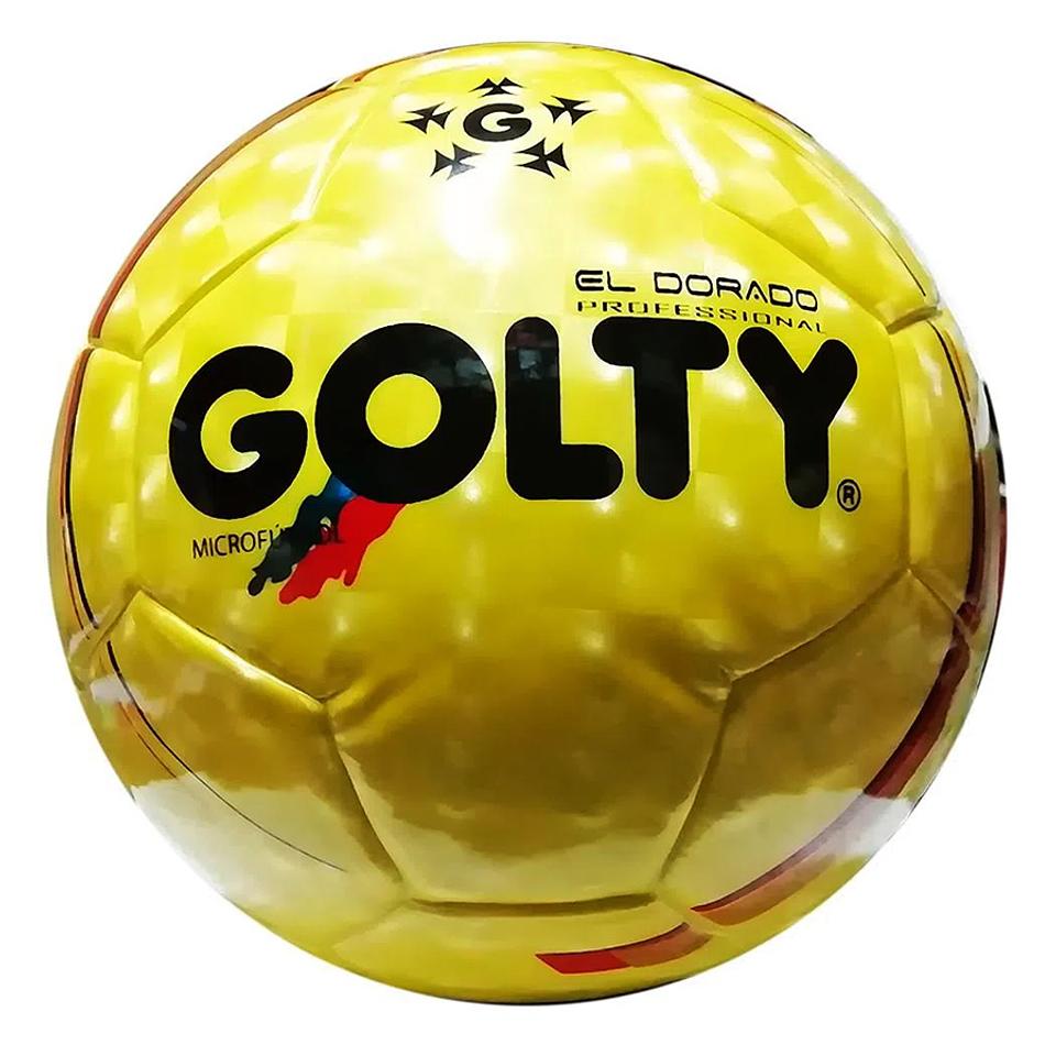 Balón MicroFútbol Profesional Dorado