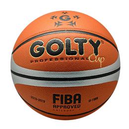 Balón Balóncesto # 7 Profesional CUP Golty