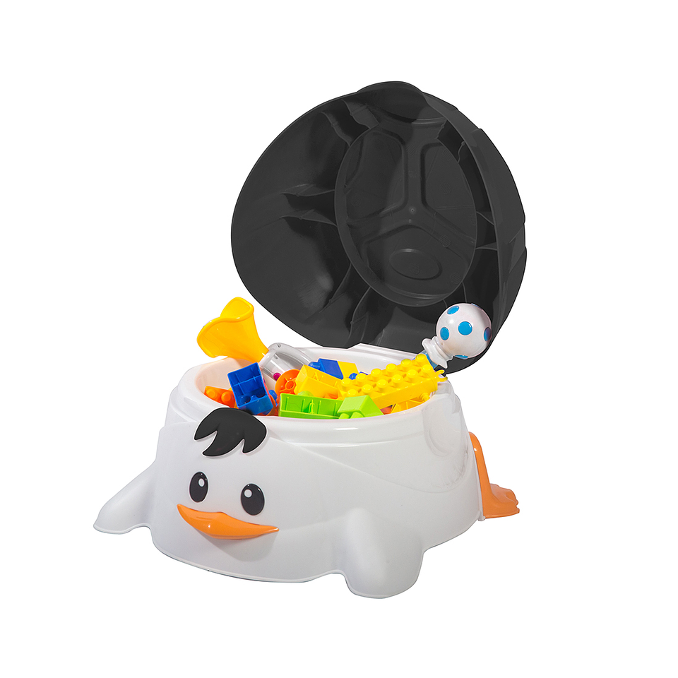 Entrenador Vasenilla Pingüino Negro 4 en 1