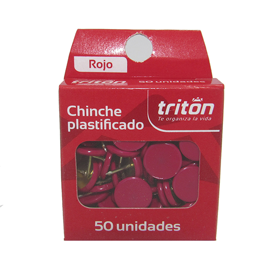 Chinche plastificado