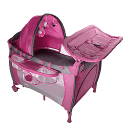 Cuna Corral Traveller Pink