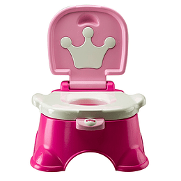 Fisher Price Entrenador 2 en 1 Princesa