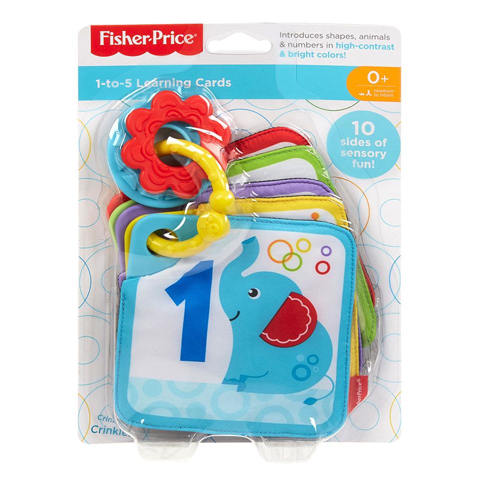 Fisher Price Mis Primeras Fichas de Aprendizaje