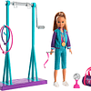 Barbie Set de Juego de Gimnasia