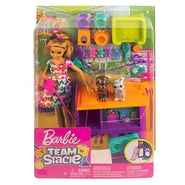 Barbie Mascotas de Stacie