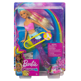 Barbie Sirena Brillante