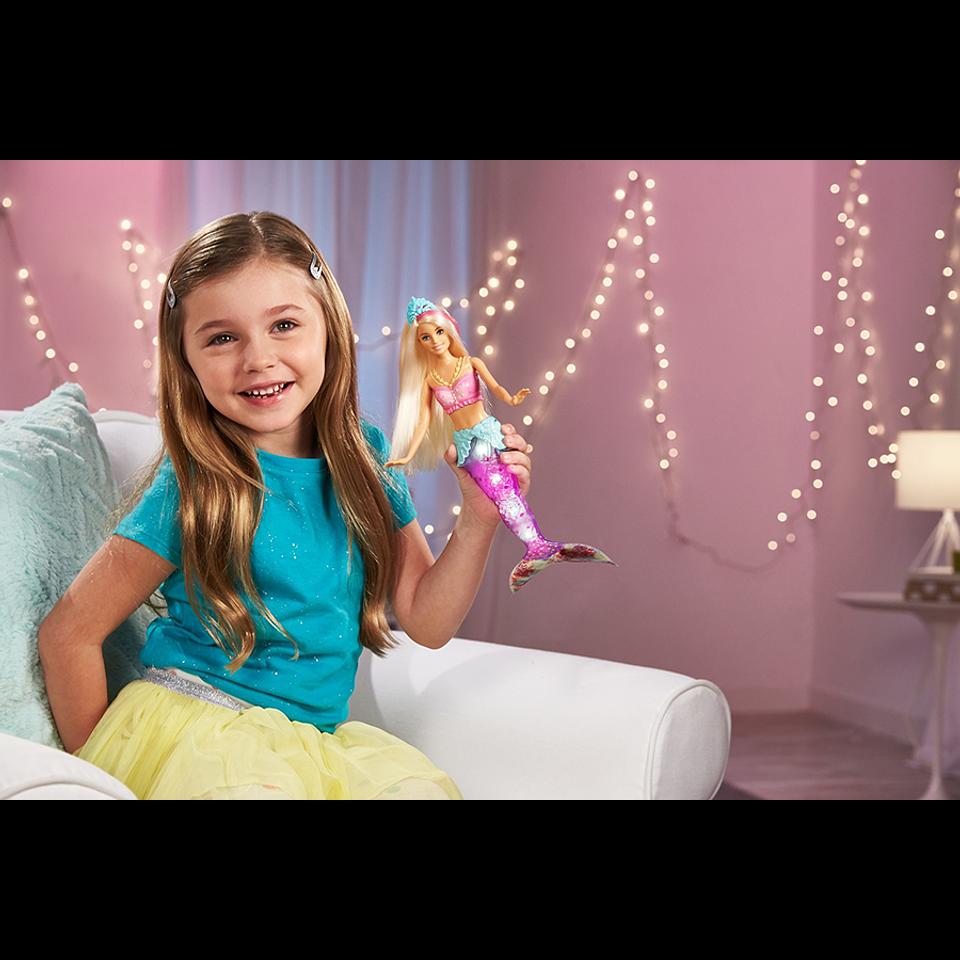 Barbie Sirena Brillante