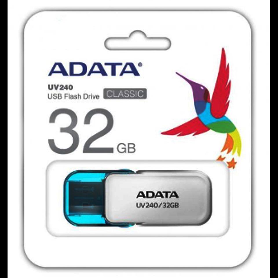 Memoria usb 32GB Adata azul