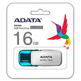 Memoria usb 16GB Adata azul