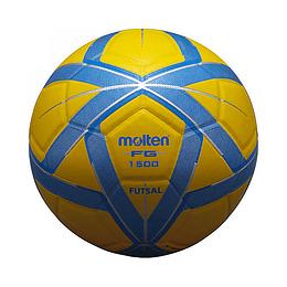 Balón futsala Molten amarrillo