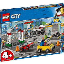 Lego City Garaje Central