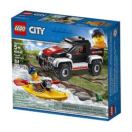 Lego City Off Road Especial