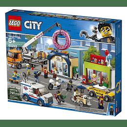 Lego City Tienda De Donuts